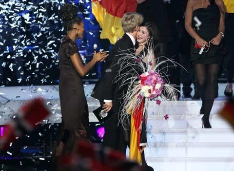 Германия е победител на Евровизия 2010