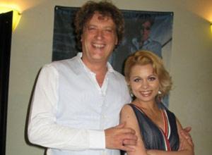 """Andrea Šušnjara, новата певица на """"Magazin"""""""