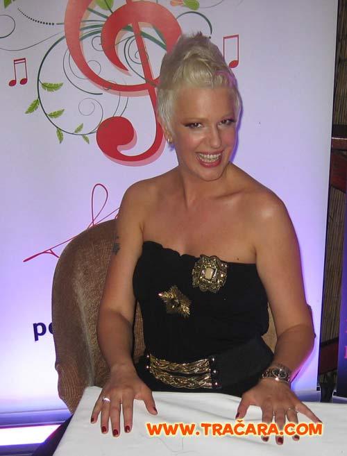 Промоция на новия албум на Tijanа Dapčević