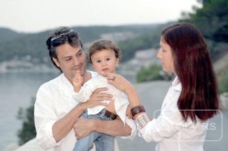 Vlado Kalember: Съпругата ми иска още едно дете