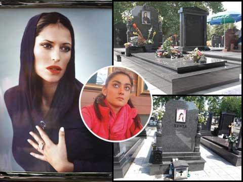 Поставен е паметникът на гроба на трагично загиналата Ksenijа Pajčin