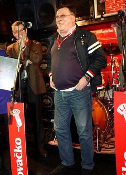 Halid Bešlić спрял да пуши и качил 20 килограма