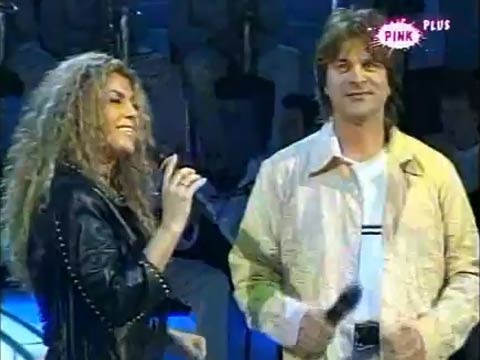 Alen Islamović и Indira Radić записват третия си дует