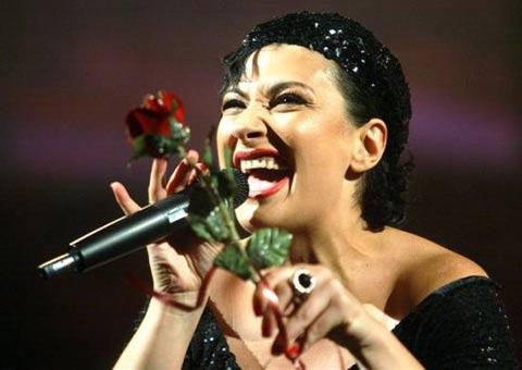 Kaliopi е избрана за най-добрата поп певица на Балканите за 2010