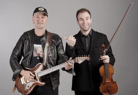 Още един концерт на Stefanovski и Milenković