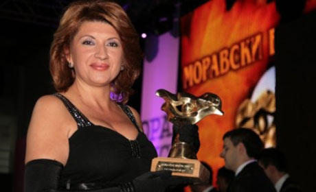 Biljana Jevtić спечели наградата на публиката
