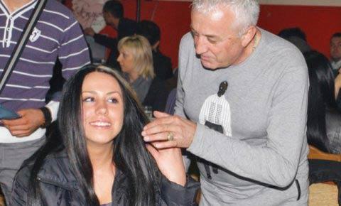 Era Ojdanić има връзка с момиченце!