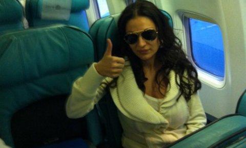 Ceca Ražnatović на път за Австралия