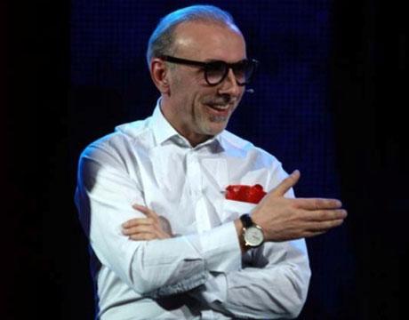 Dino Merlin представя Босна и Херцеговина на Евровизия 2011
