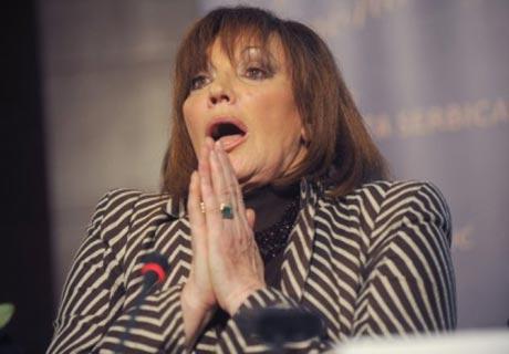 Tereza Kesovija след 25 години гостува в сръбска телевизия