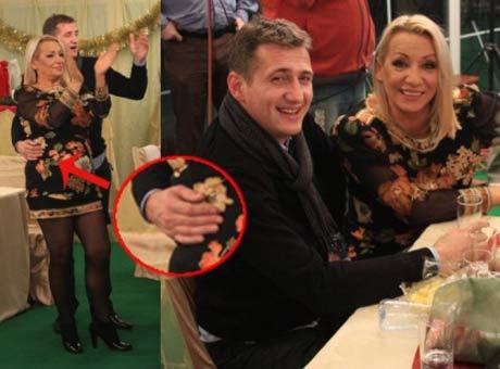 Vesna Zmijanac си намери нов приятел!?