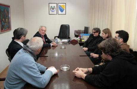 Goran Bregović се връща в Сараево със семейството си?