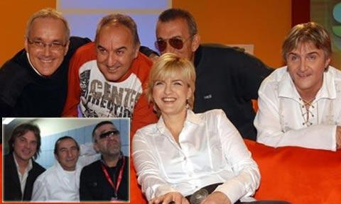 "Islamović и Tifa обединиха сили с ""Novi Fosili"""