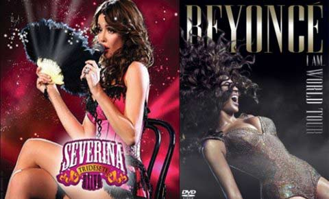 Severina vs Beyonce