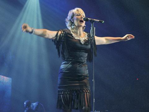 Lepa Brena направи голям концерт в Скопие