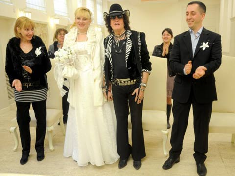 Milić Vukašinović се ожени