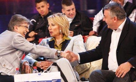 Никой не е виновен… Saša Popović, Lepa Brena и Boba Živojinović