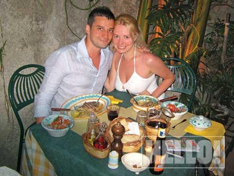 Ivana Jordan се омъжва