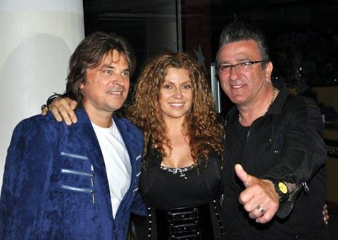 Indira Radić, Tifa и Alen Islamović