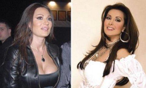 Ceca  Ražnatović - Dragana Mirković
