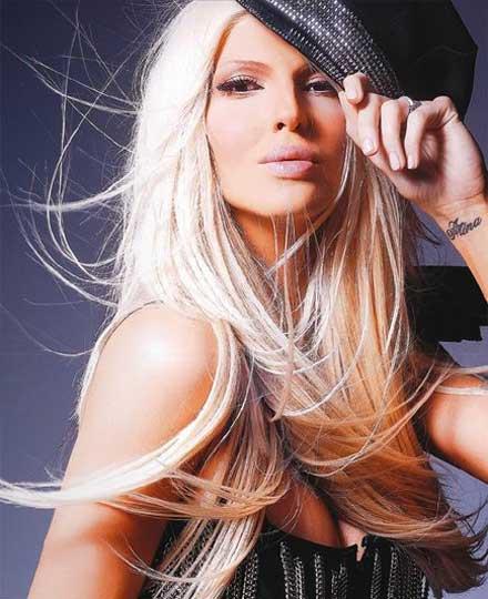 Jelena Karleuša все пак отива на Евровизия!