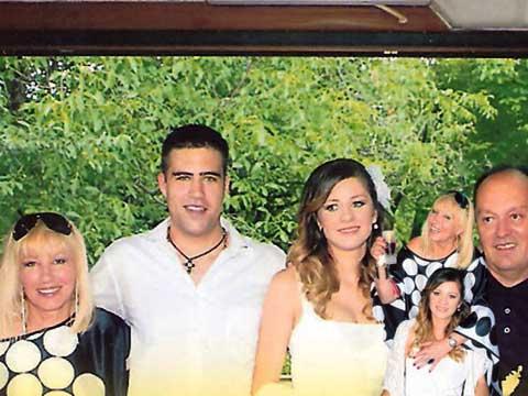 Nada Topčagić тайно оженила сина си