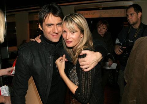 Boris Novković и съпругата му чакат второ дете