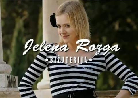 """Jelena Rozga – шест милиона за """"Bižuterija"""""""