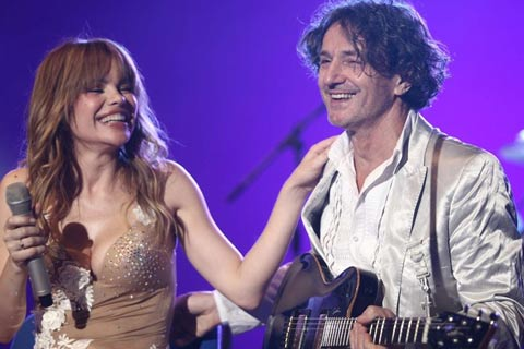 Severina Vučković и Goran Bregović