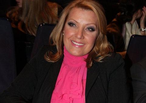Snežana Đurišić отпразнува рождения си ден