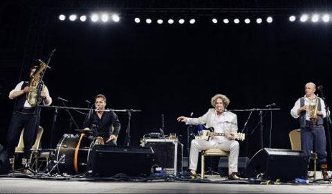Goran Bregović - концерт в Сплит