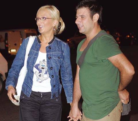 Leontina Pat прекара почивката си в Гърция
