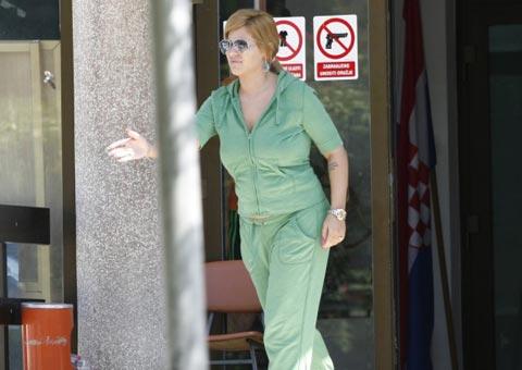 Seka Aleksić задържана в Хърватска!