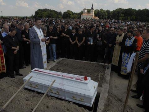 Четиридесет дни от смъртта на Darko Radovanović