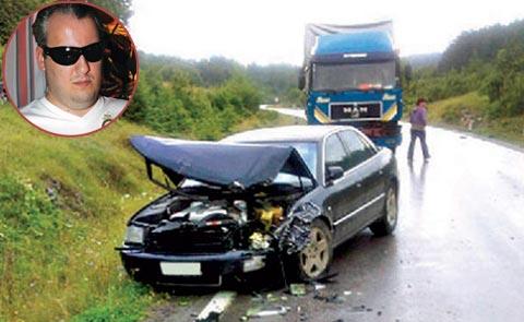 Dejan Matić преживял катастрофа