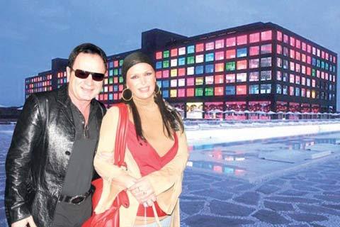 Mile Kitić и Marta Savić