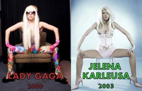 Снимките не лъжат – всички копират Jelena Karleuša!