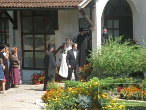 Венчаха се Jelena Tomašević и Ivan Bosiljčić