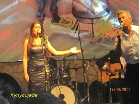 Miroslav Ilić - концерт на Kupusijada 2011