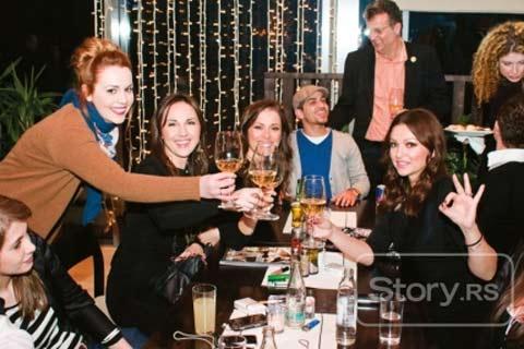 "Nina, Aleksandra, Karolina и Maya правят общ концерт в ""Lisinski"""