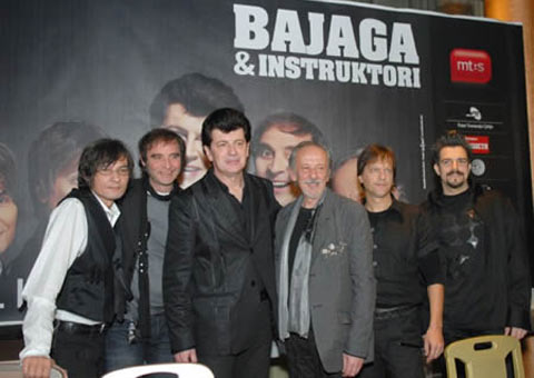 Bajaga и Jelena Rozga заедно на турне