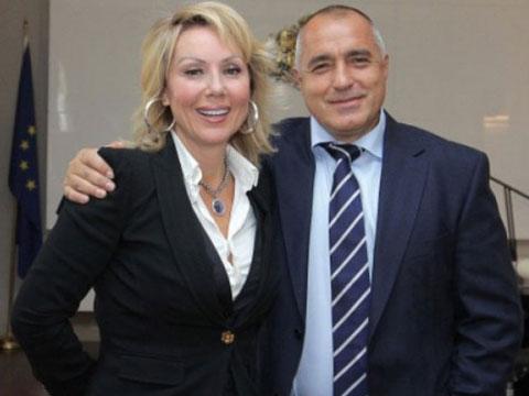 Brena се срещна с премиера Борисов