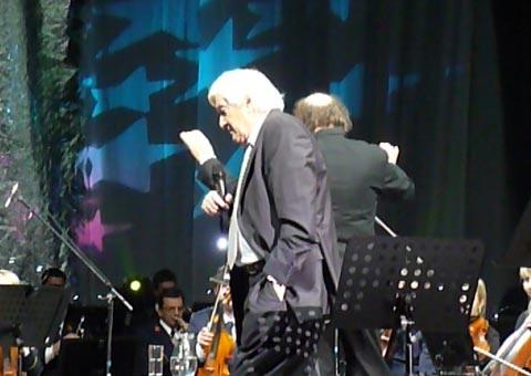 Концерт за 80-я рожден ден на Đorđe Marjanović