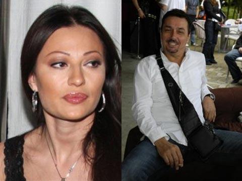Svetlana Ražnatović и Dragan Kojić Keba