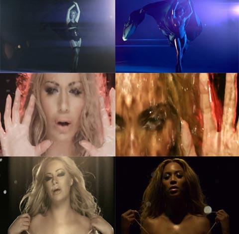 Selma Bajrami в новия клип същинска Beyoncé!
