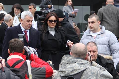 Отложиха делото срещу Svetlana Ražnatović
