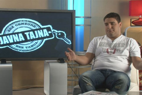 Darko Lazić се извини публично за бясното си шофиране