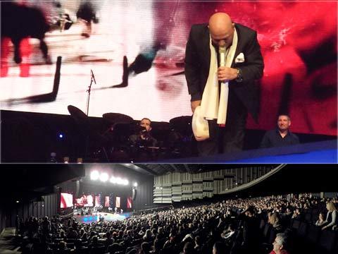 Юбилейният концерт на Džej Ramadanovski