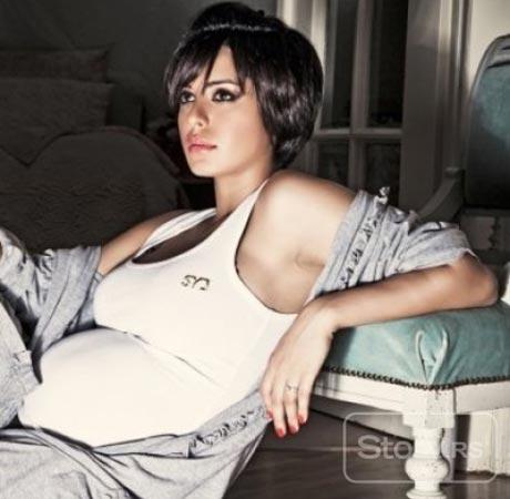 Tanja Savić: Бременна съм
