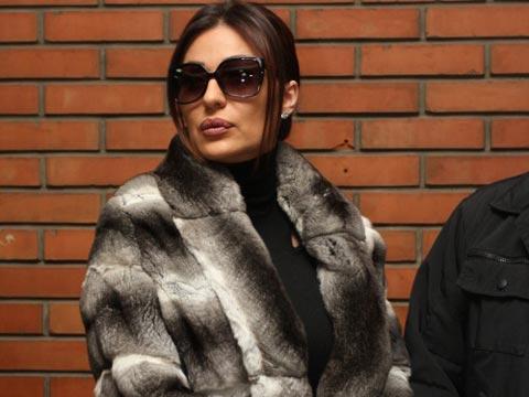 На Ceca Ražnatović й станало лошо в съда